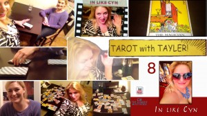 Cynthia Troyer In Like Cyn 8 Tarot With Taylor