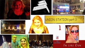 In Like Cyn 1 Union Station 1 Cynthia Troyer
