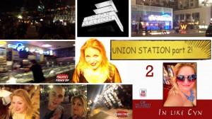 In Like Cyn 2 Union Station 2 Cynthia Troyer