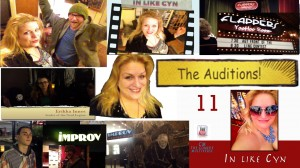 In Like Cyn 11 The Auditions Cynthia Troyer