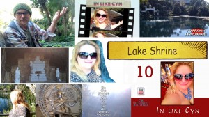 In Like Cyn 10 Lake Shrine Cynthia Troyer