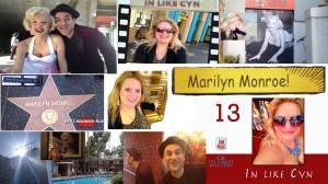 Cynthia Troyer In Like Cyn Ep 13 Marilyn Monroe