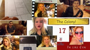 Cynthia Troyer In Like Cyn Ep 17 The Colony
