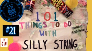 Cynthia Troyer Silly String #21 The Comedy Multiverse Erikka Innes