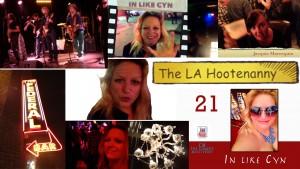 In Like Cyn Ep 21 LA Hootenanny Cynthia Troyer CT