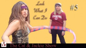 Cat and Jackie Erikka Innes Cynthia Troyer The Comedy Multiverse 5