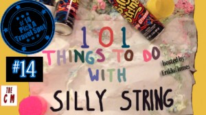 Cynthia Troyer The Comedy Multiverse Erikka Innes Silly String 14