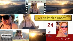 In Like Cyn Cynthia Troyer Ep 24 Ocean Park Sunset