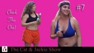 The Cat & Jackie Show Erikka Innes Cynthia Troyer Regan Talleh ep7