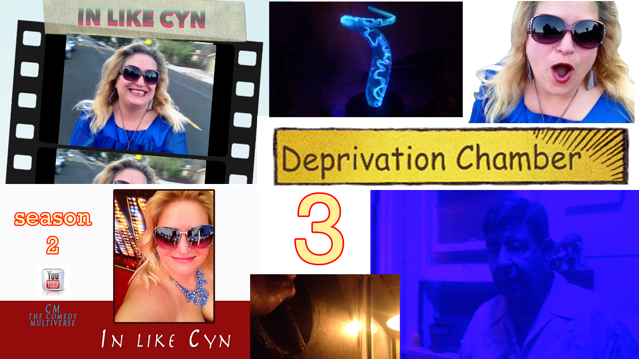 Cynthia Troyer In Like Cyn S2 E3 Deprivation Chamber