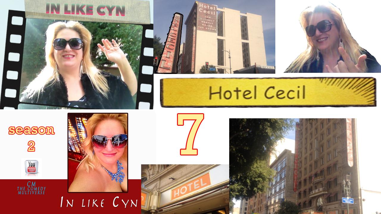 In Like Cyn Cynthia Troyer S2E7 Hotel Cecil pix 39
