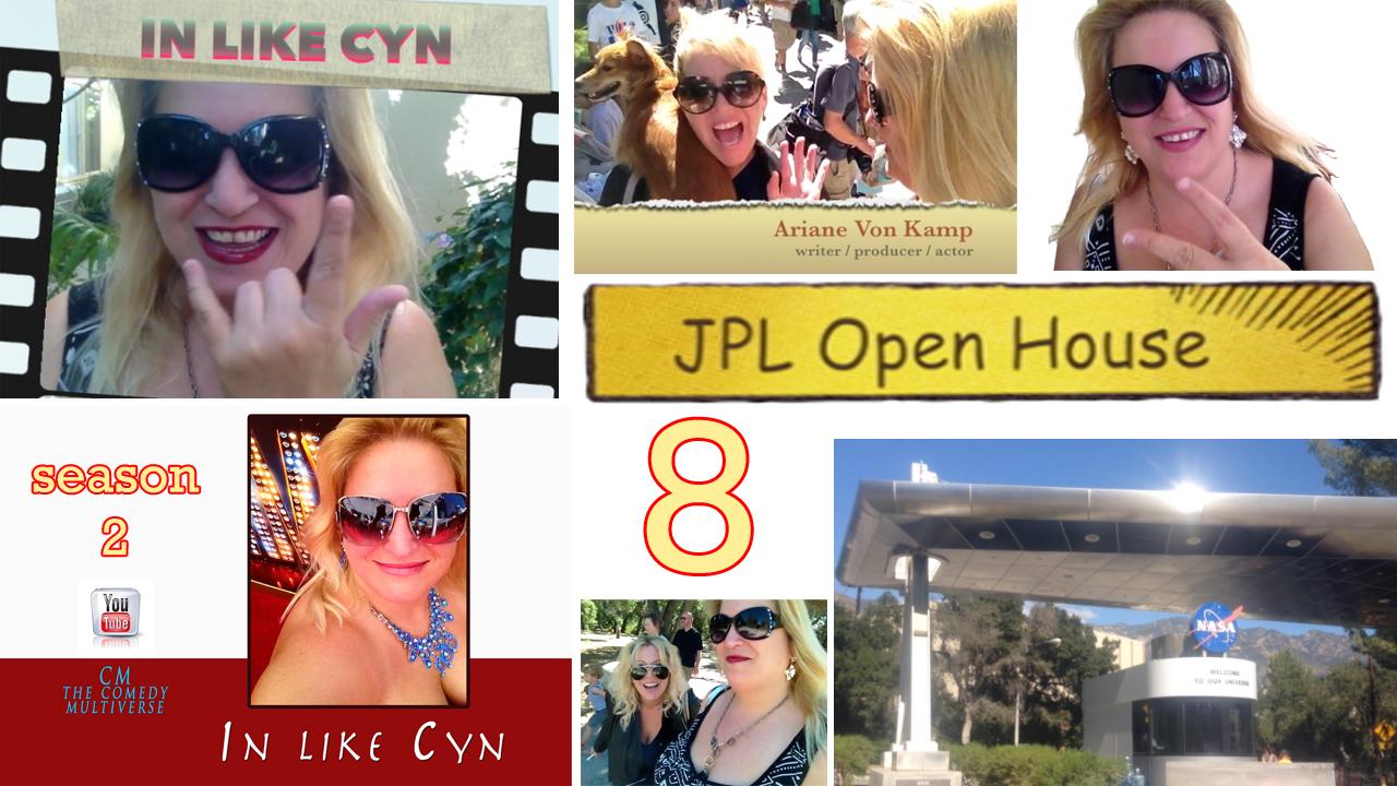 In Like Cyn Cynthia Troyer S2E8 JPL pix 60