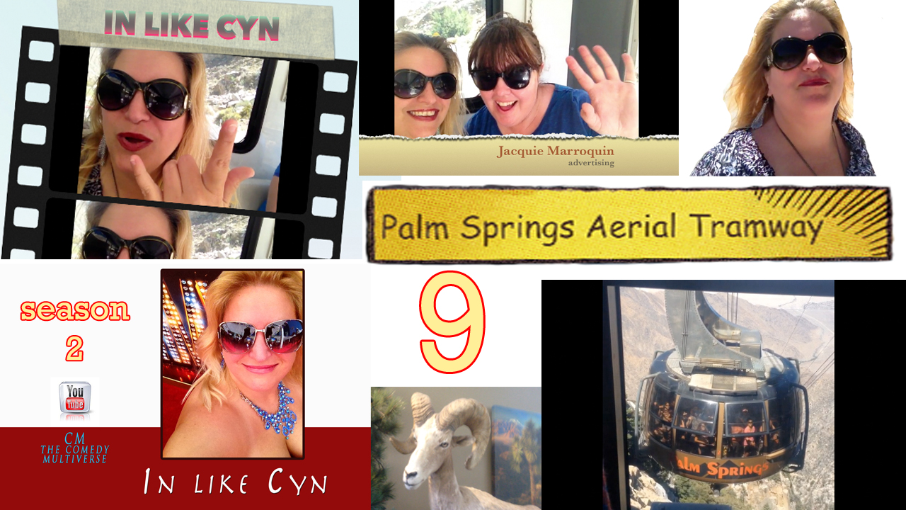 In Like Cyn Cynthia Troyer Season 2 Episode 9 Palm Springs Aerial Tramway