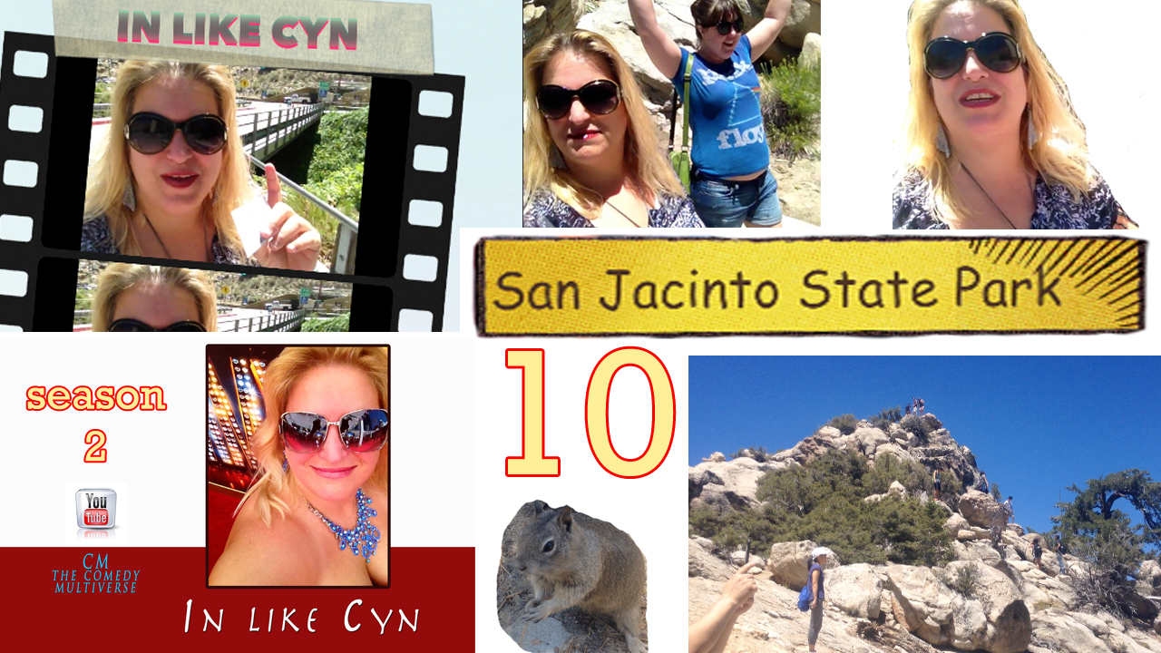 San Jacinto State Park - In Like Cyn Season 2 Episode 10