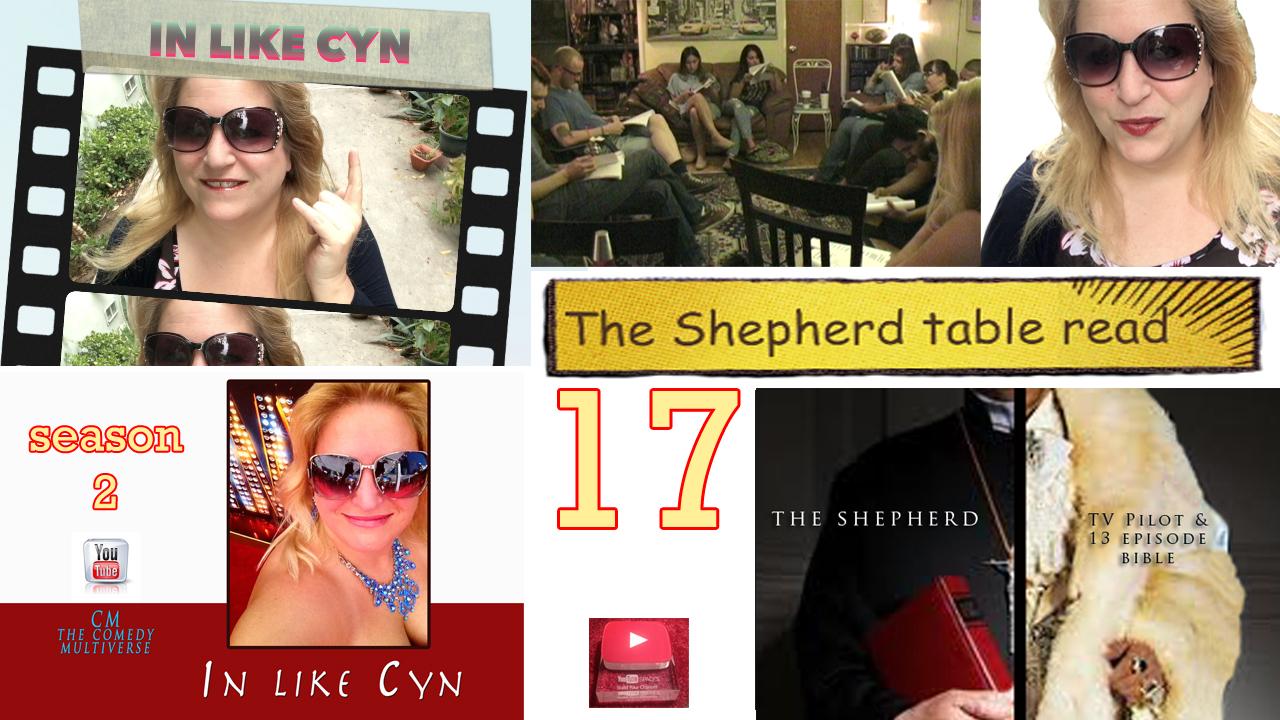 In Like Cyn 2 17 Cynthia Troyer The Shepherd Table Read 01