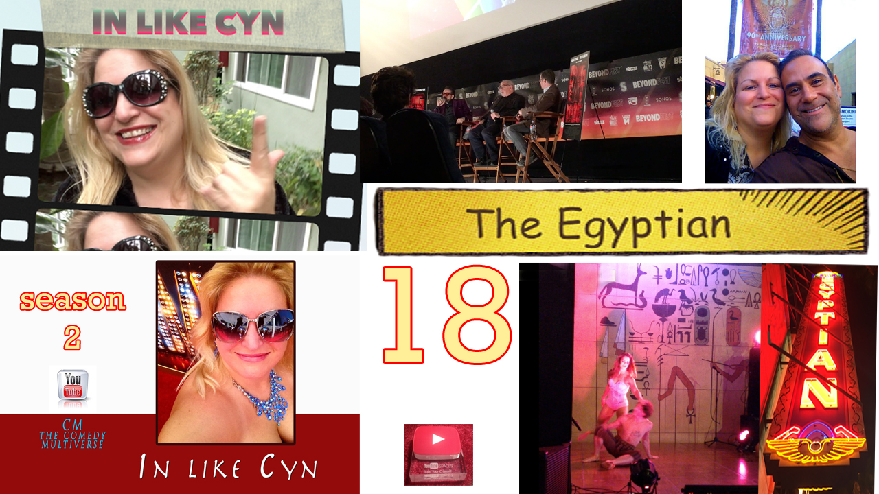 In Like Cyn Cynthia Troyer S2E18 The Egyptian pix 1